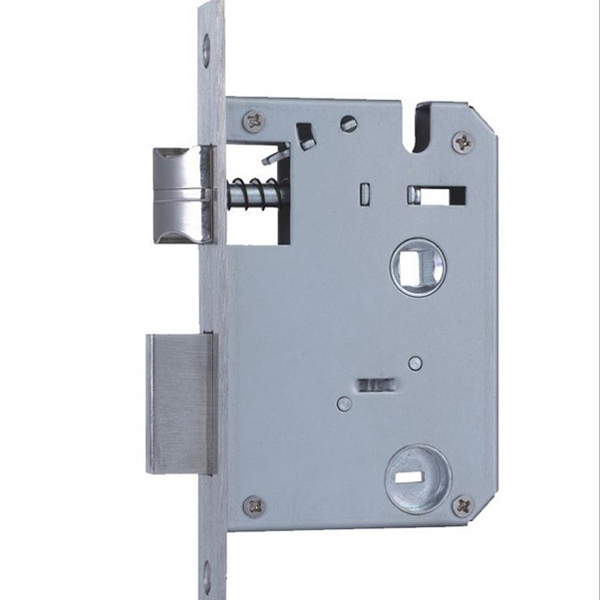 High security residential mortise lock