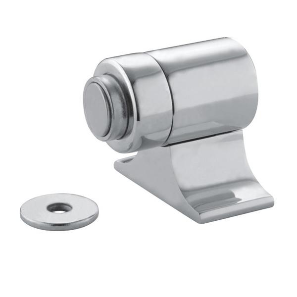 Heavy Duty Rubber Magnetic Glass Shower Sliding Door Stopper