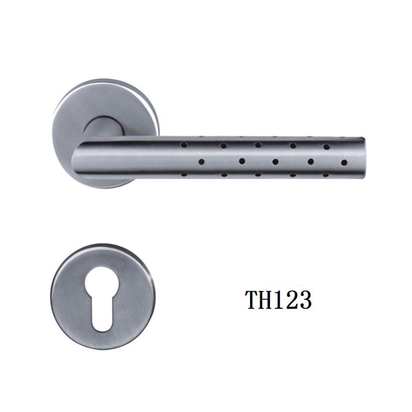 high quality european style stainless steel knob door handle