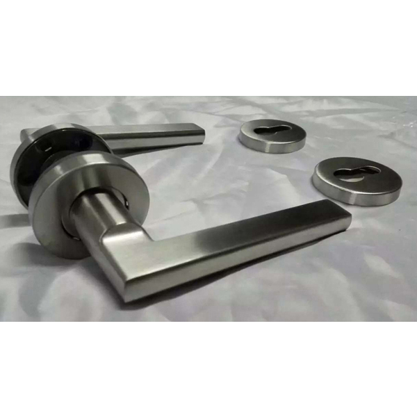 high qulity stainless steel solid door handles