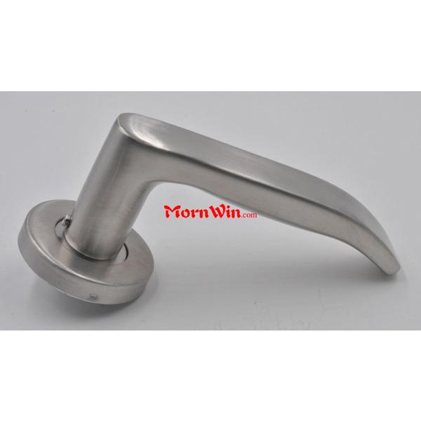 Stainless Steel Tube Lever Handles