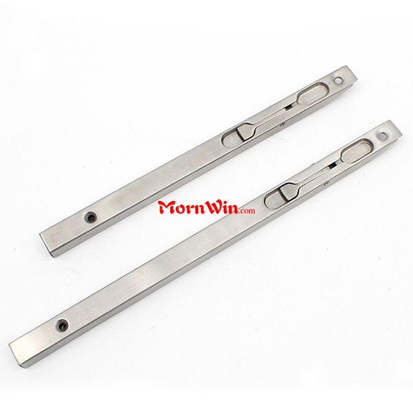 Stainless steel lever action flush bolt/door bolt/conceal bolt