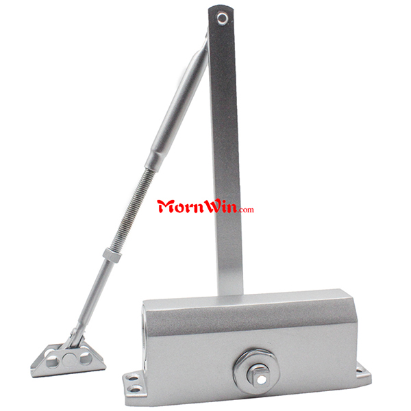 50-90 Kg heavy duty aluminum hydraulic door closer