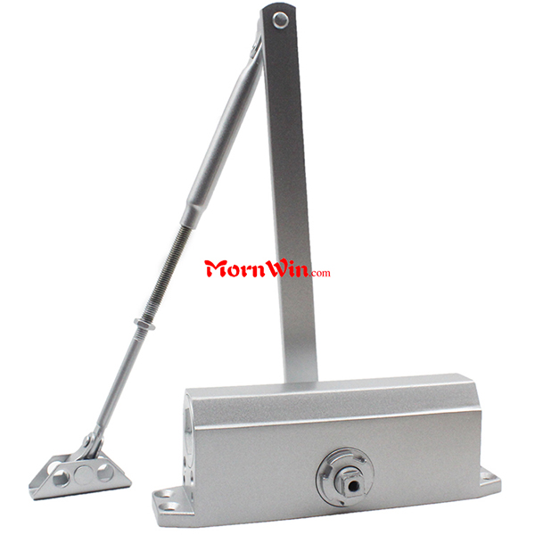 60-80 kg weight Different size with door closer types, aluminum alloy remote control door closer